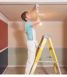 Carpentry & joinery, painting & decorating