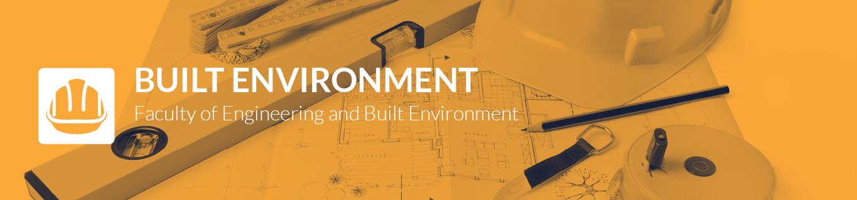 built environment banner