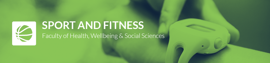 sport and fitness banner