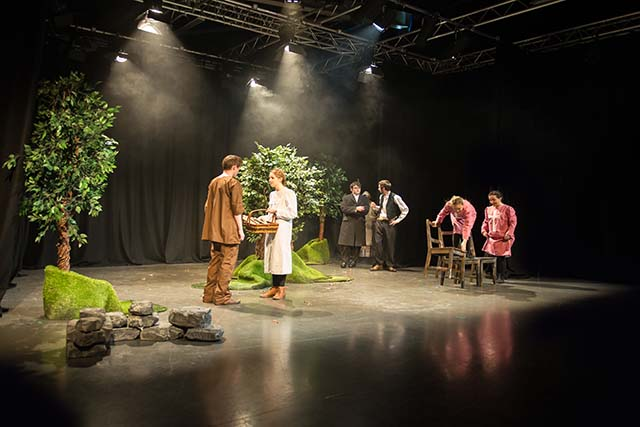 Gallery Image & Technical Theatre HND Courses at Edinburgh College