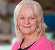 Christine Fyvie, Accommodation Officer