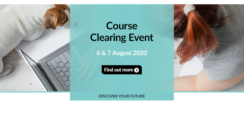 Course clearing event 2020
