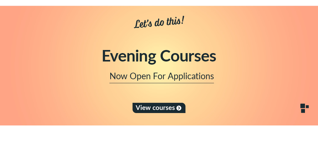 evening courses