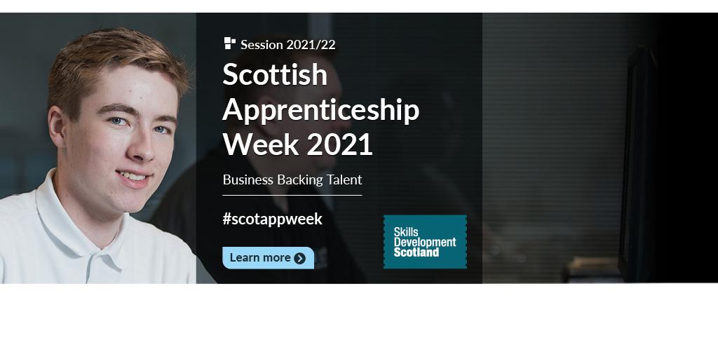 Scottish Apprenticeship Week
