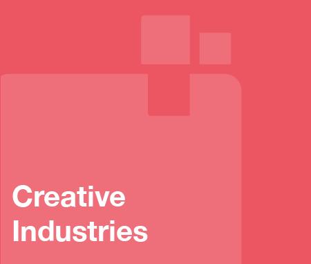 Creative Industries Faculty Logo