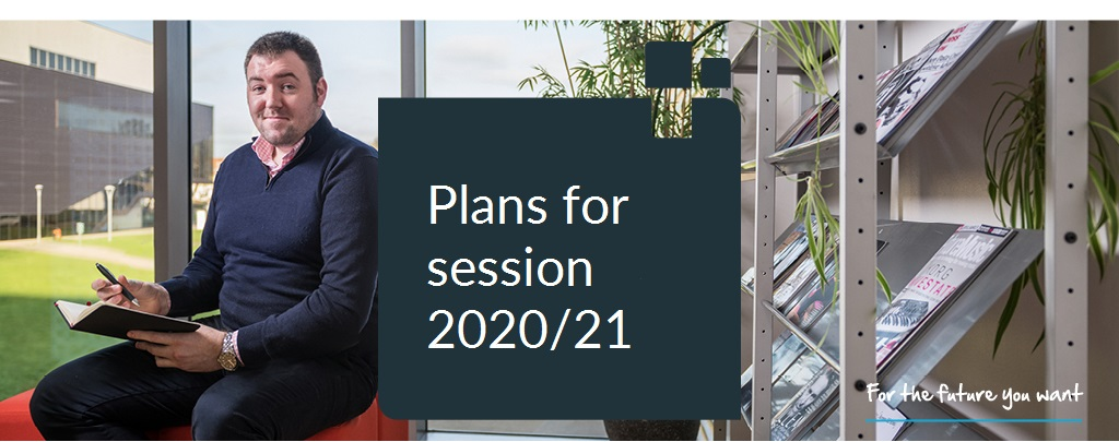 plans for session 20/21