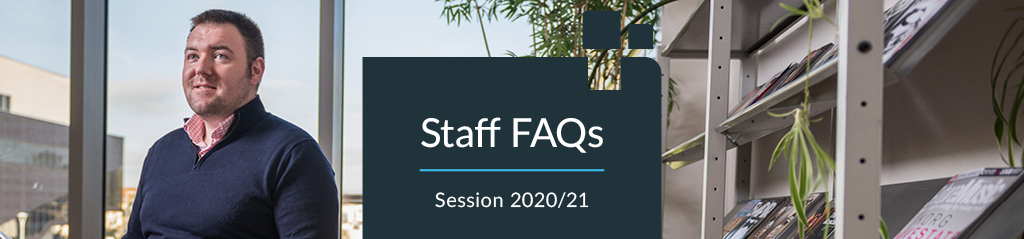 Plans for staff