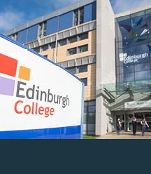 About Edinburgh College