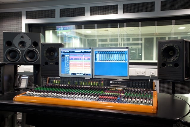 CRE8 has amazing facilities for musicians sound engineers and TV producers and includes & Creative Facilities - Edinburgh College